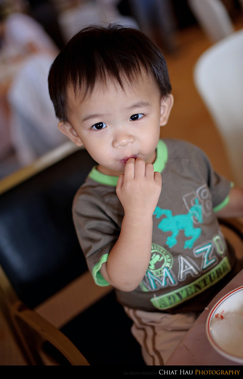 Event Photography by Chiat Hau Photography (Yu Xuan one year old birthday party)