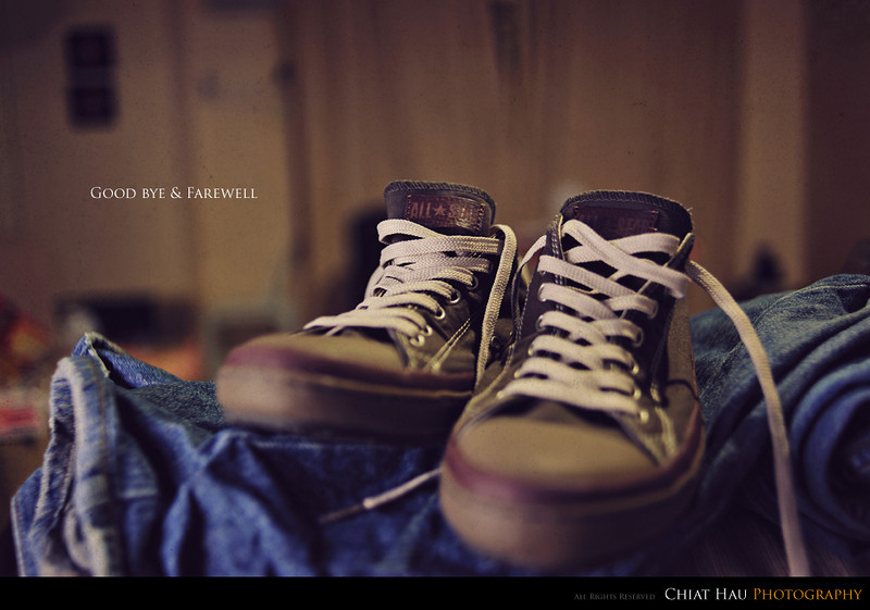Product Photography by Chiat Hau Photography (Converse All Star)