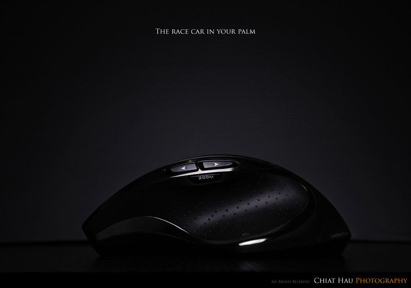 Product Photography by Chiat Hau Photography (Logitech Performance Mouse MX)