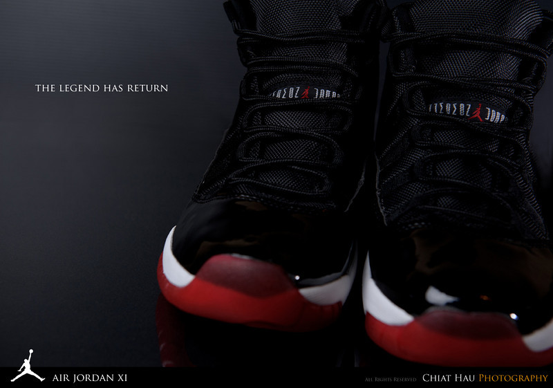 Event Photography by Chiat Hau Photography (Air Jordan XI)