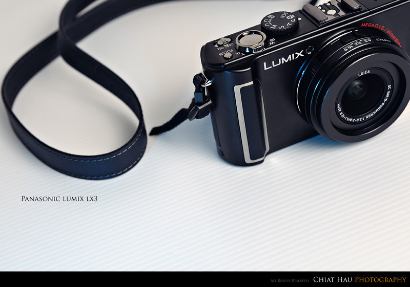 Product Photography by Chiat Hau Photography (Panasonic Lumix LX3)