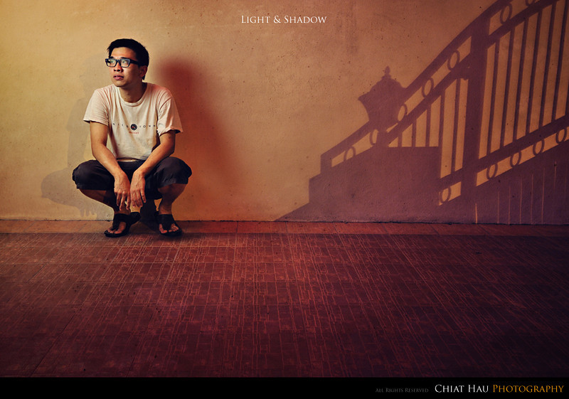 Portraiture  Photography by Chiat Hau Photography (Light and Shadow)