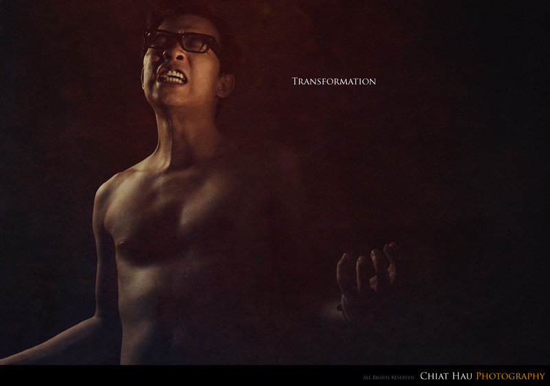 Portraiture  Photography by Chiat Hau Photography (Transformation)