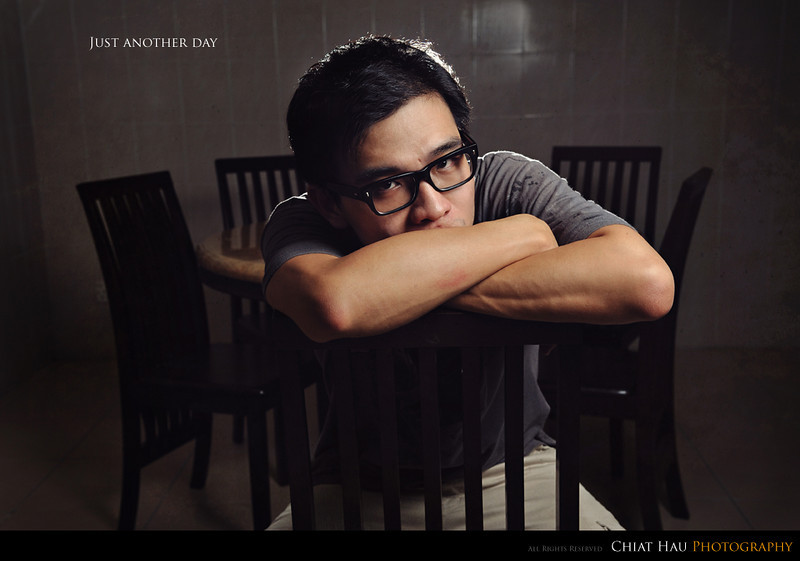 Portraiture  Photography by Chiat Hau Photography (Just Another Day)