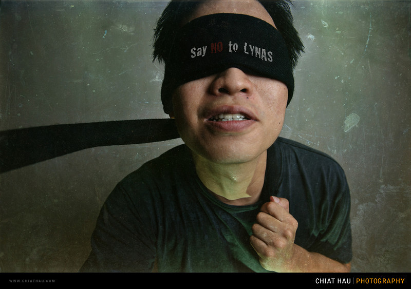 Portrait Photography by Chiat Hau Photography (Say No to Lynas )