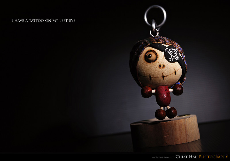 Toys Photography by Chiat Hau Photography (Pirate)