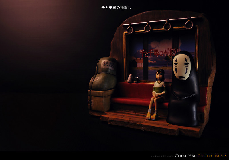 Toys Photography by Chiat Hau Photography (Spirited Away)