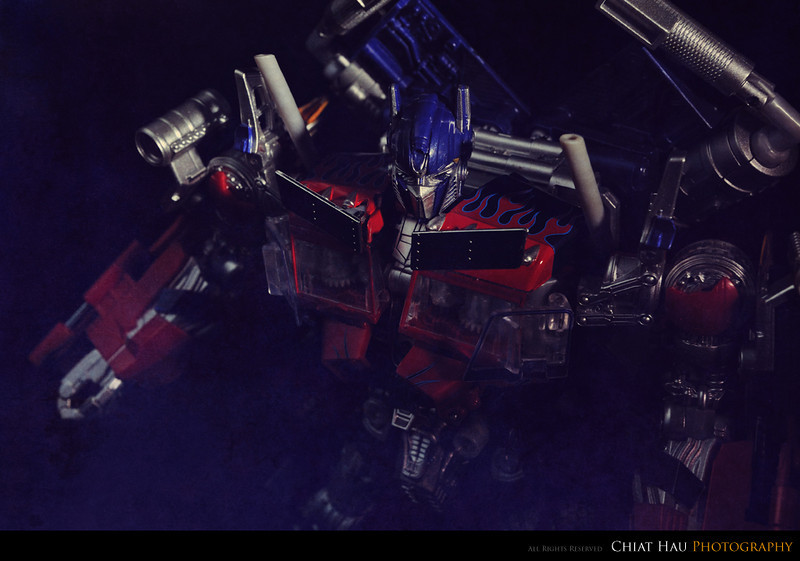 Toys Photography by Chiat Hau Photography (ROTF Optimus Prime)