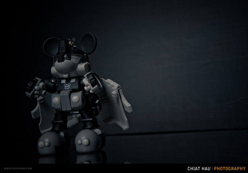 Toys Photography by Chiat Hau Photography (Disney Label - Mickey Mouse Transformer)