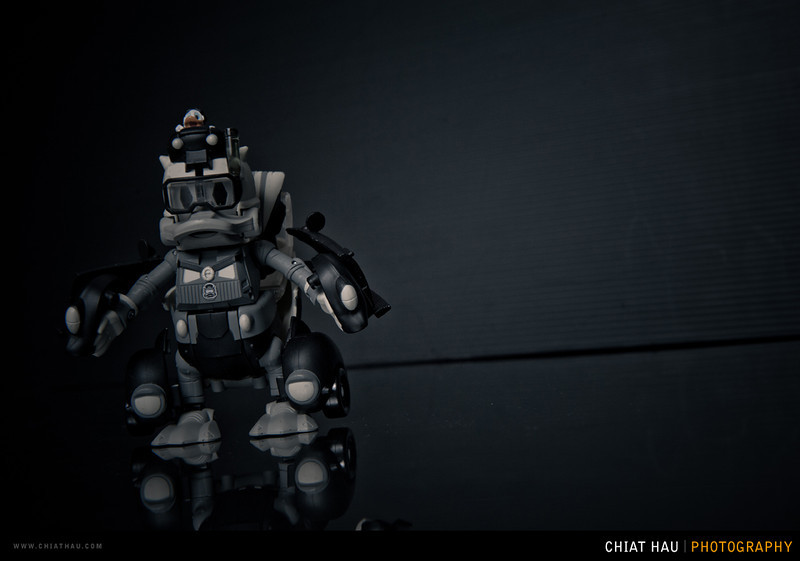 Toys Photography by Chiat Hau Photography (Disney Label - Donald Duck Transformer)