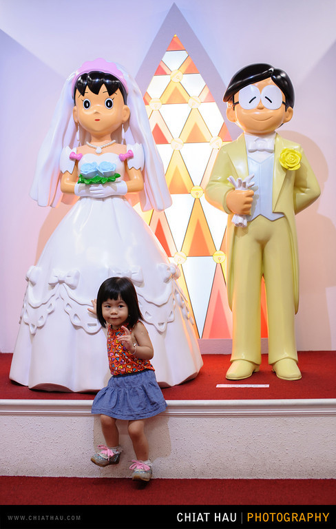 Toddler Portrait by Chiat Hau Photography (100 Doraemon Secret Gadgets Expo)