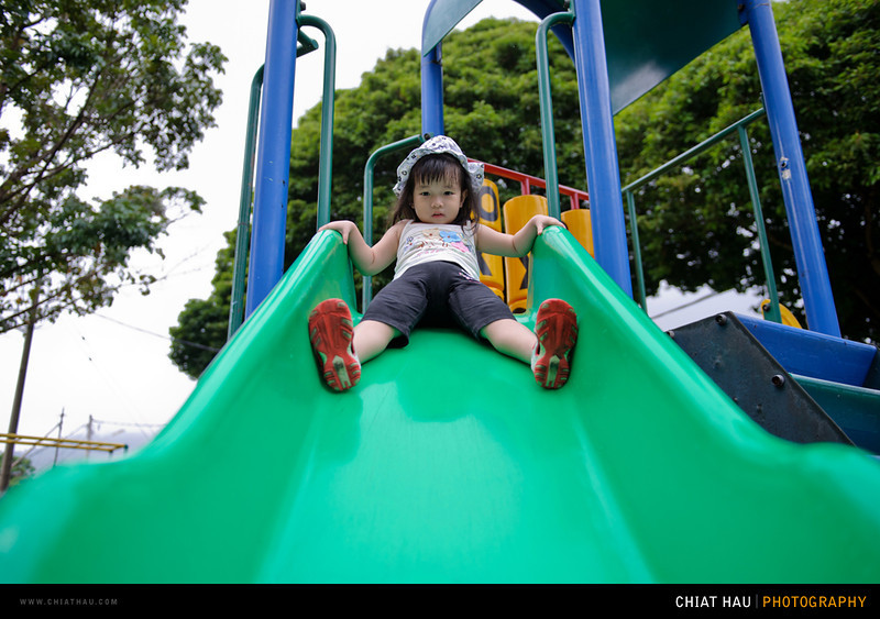 Kid Portrait Photography by Chiat Hau Photography (Kai Xin - My Fun Time )
