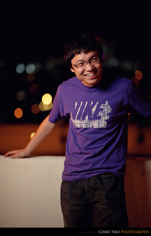 Portraiture  Photography by Chiat Hau Photography (Luxel - A Farewell to a Comrade)