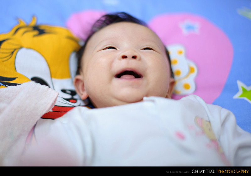 Portrait Photography by Chiat Hau Photography (Newborn - Welcoming Baby Qian Han)