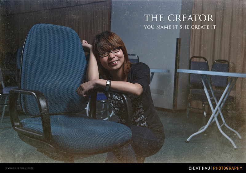 Portrait Photography by Chiat Hau Photography (Rises of the Heros)