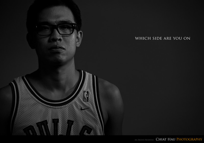 Portraiture  Photography by Chiat Hau Photography (NBA 2011 Season)