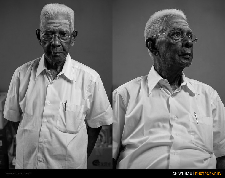 Portrait Photography by Chiat Hau Photography (Penang Heritage Day - Living Museum - Penang Chettiar Comminuty)