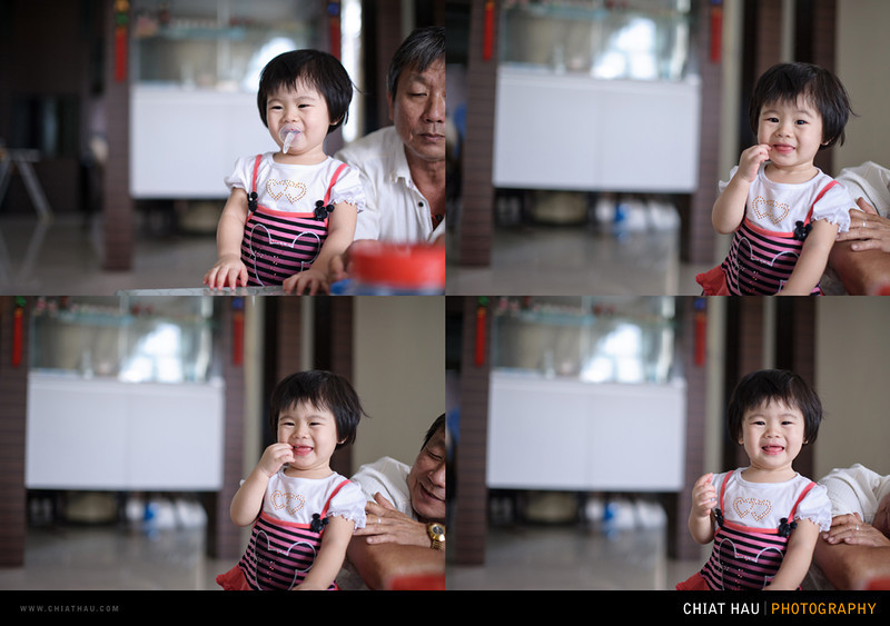 Portrait Photography by Chiat Hau Photography (Yee Xian (1 year 4 months) @ KL)