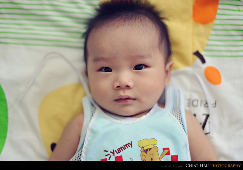 Portraiture  Photography by Chiat Hau Photography (Yi Xuan and Jia Wei Baby Photography)