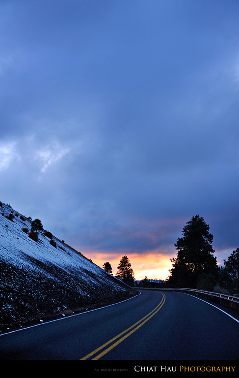 Travel Photography by Chiat Hau Photography (sunset crater volcano)