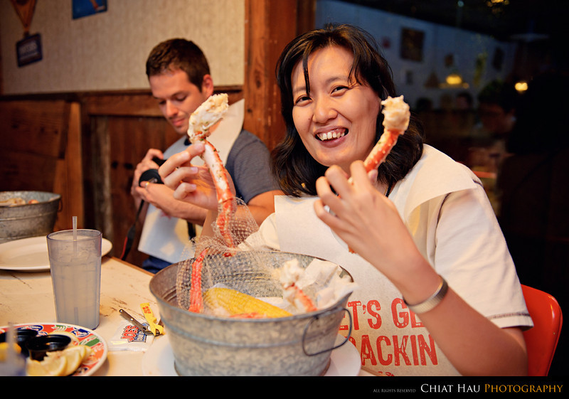 Travel Photography by Chiat Hau Photography (Joe's Crab Shack Chandler)
