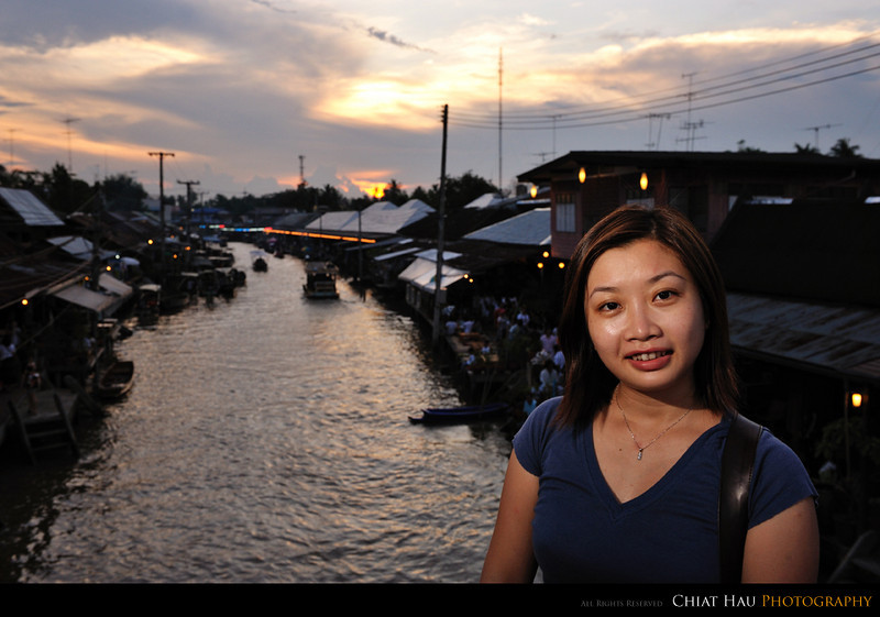 Portraiture  Photography by Chiat Hau Photography (Bangkok Trip)