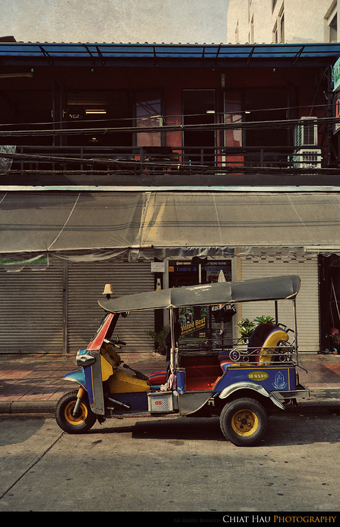 Travel Photography by Chiat Hau Photography (Bangkok Trip)