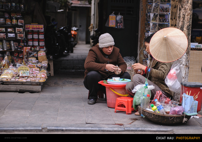 Travel Photography by Chiat Hau Photography (Hanoi Vietnam - Day 2)