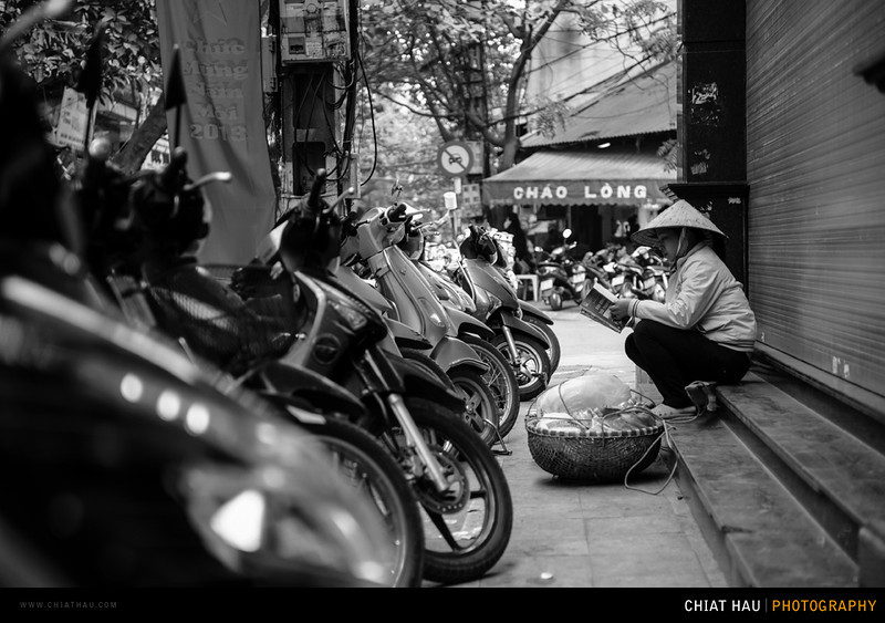 Travel Photography by Chiat Hau Photography (Hanoi Vietnam - Day 3)