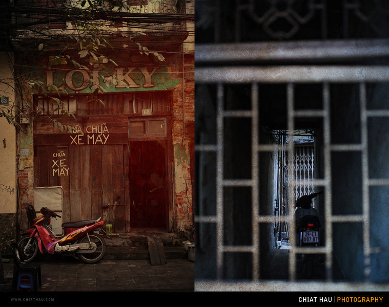 Travel Photography by Chiat Hau Photography (Hanoi - Vietnam - Wrap Up)