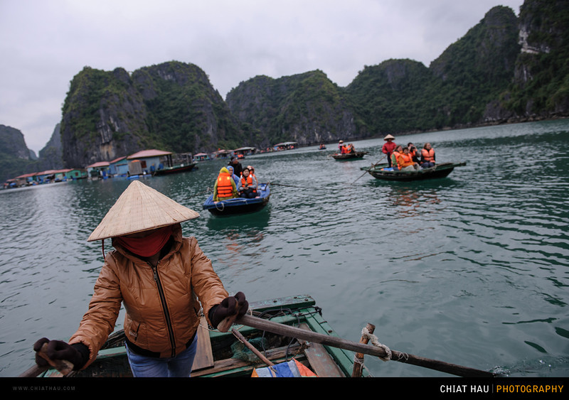 Travel Photography by Chiat Hau Photography (Ha Long Bay Vietnam - Day 5)