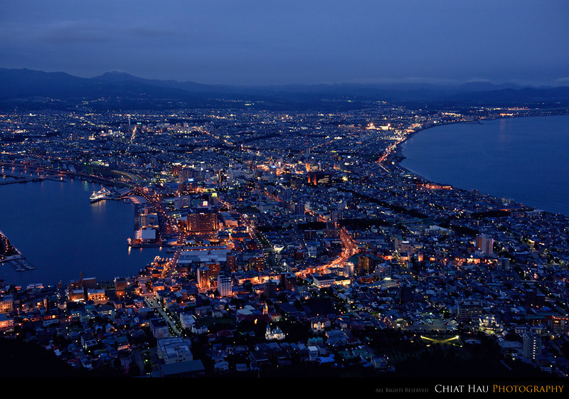 Travel Photography by Chiat Hau Photography (Hakodate Hokkaido Japan Trip)