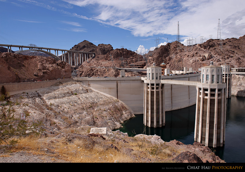 Travel Photography by Chiat Hau Photography (Hoover Dam Trip)