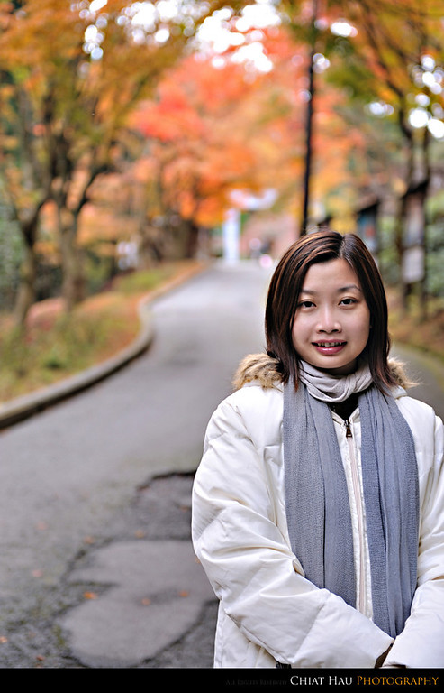 Portraiture  Photography by Chiat Hau Photography (Japan Trip)