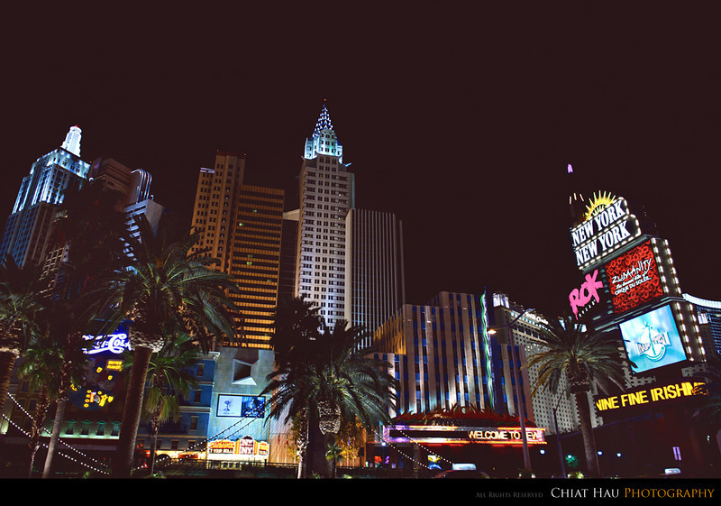 Travel Photography by Chiat Hau Photography (Las Vegas Trip)