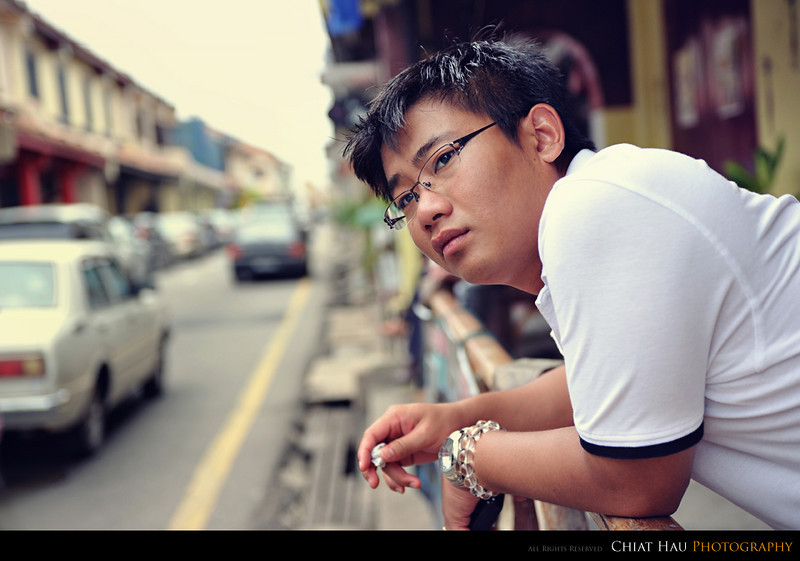 Portraiture  Photography by Chiat Hau Photography (Melaka Trip)