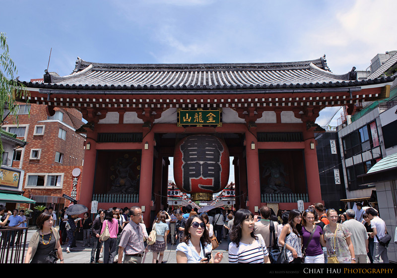 Travel Photography by Chiat Hau Photography (Asakusa Japan)
