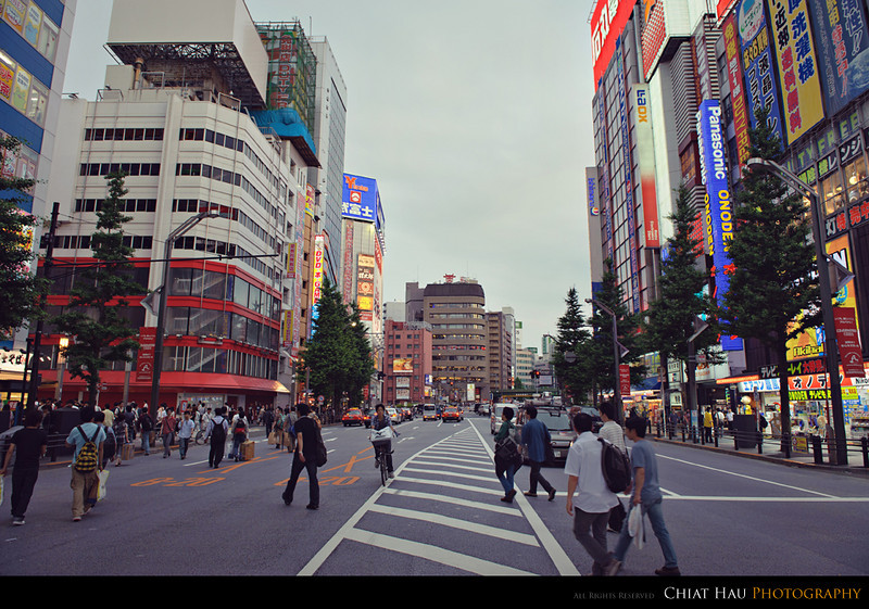 Travel Photography by Chiat Hau Photography (Japan Akihabara Trip)