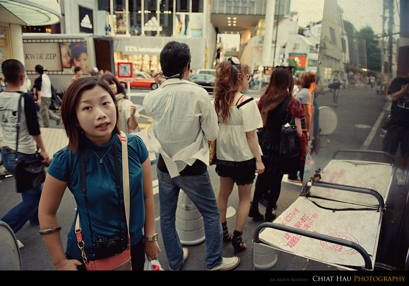 Travel Photography by Chiat Hau Photography (Shinjuku Japan Trip)