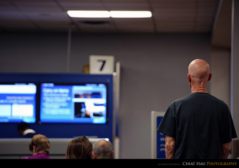 Travel Photography by Chiat Hau Photography (Sky Harbor Airport Arizona Trip)