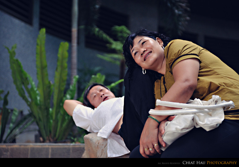 Portraiture  Photography by Chiat Hau Photography (Putrajaya Trip)