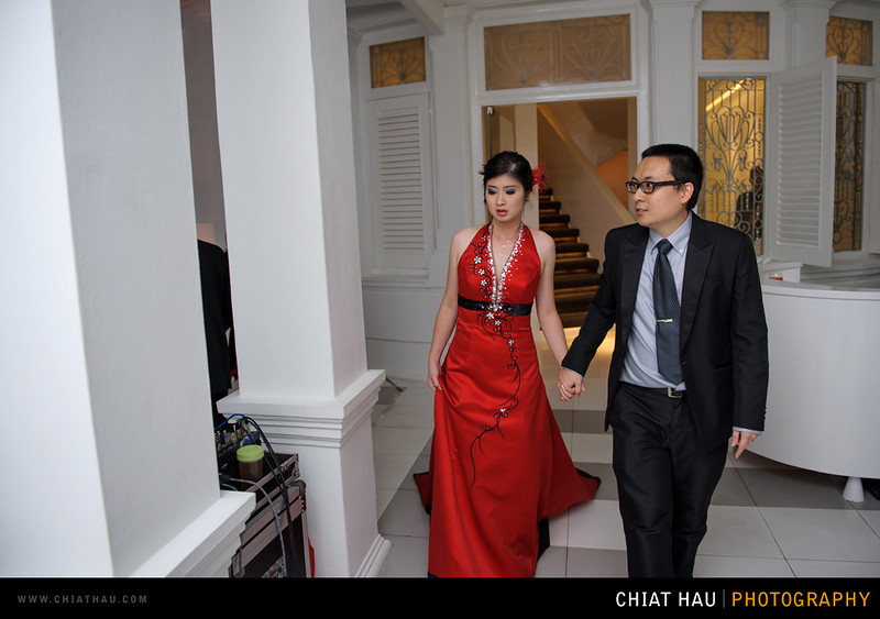 Wedding Photography by Chiat Hau Photography (Alex + Mun Wai Actual Day Dinner @ Macalister Mansion Penang)
