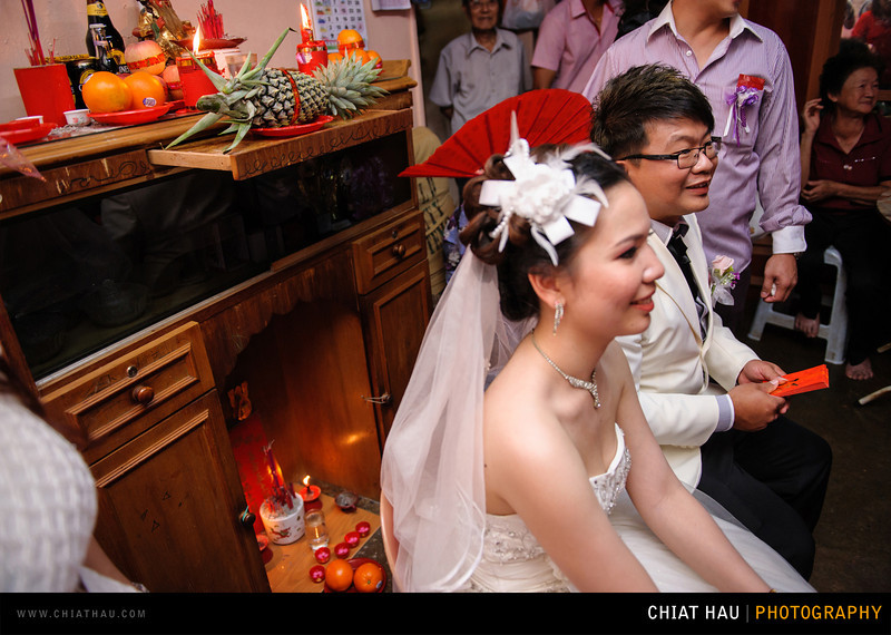 Actual Day Wedding Photography by Chiat Hau Photography (Chee How + Lee Lee Wedding at Alor Setar)