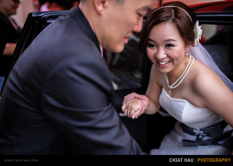 Actual Day Wedding Photography by Chiat Hau Photography (Ching-Wei and Ai Choo Actual Day Wedding Morning Session)