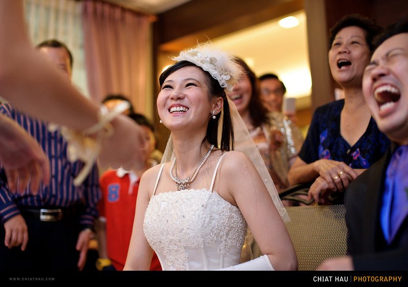 Wedding Photography by Chiat Hau Photography (James + Xin Ning Actual Day Wedding)