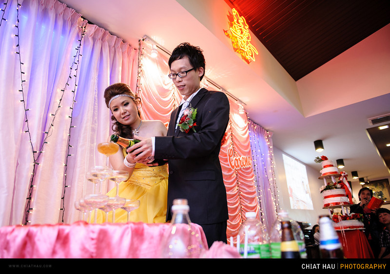 Wedding Photography by Chiat Hau Photography (Carene + John)