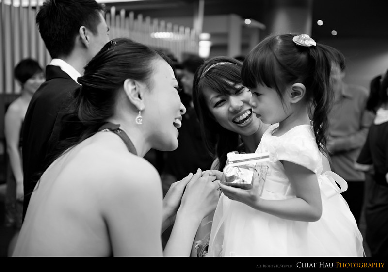 Wedding  Photography by Chiat Hau Photography (Kok Aun and Shin Yee Actual Day Wedding Dinner Session)