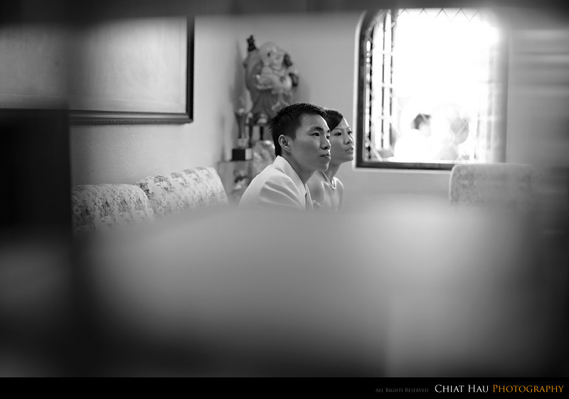 Wedding  Photography by Chiat Hau Photography (Kok Aun and Shin Yee Actual Day Wedding Morning Session)
