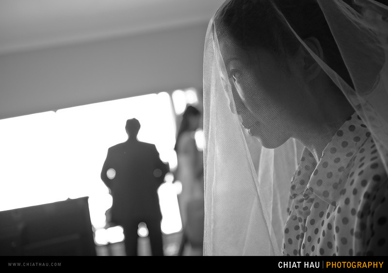 Wedding Photography by Chiat Hau Photography (Pauline and Nicholas Actual Day Morning Session)