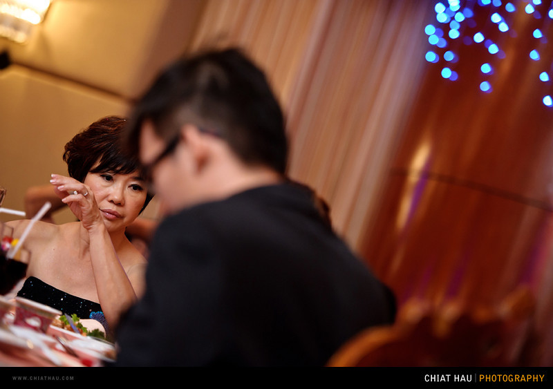 Wedding Photography by Chiat Hau Photography (Soon Tat + Khy Lynn Penang Wedding Dinner)